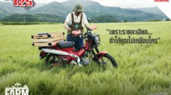 CT125 FARM CAMPSTER