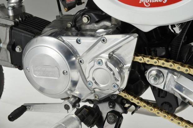 37125 アルミビレットジェネレーターカバー20mmオフセット