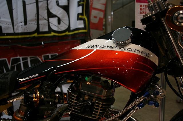 2012東京モーターサイクルショーモデル