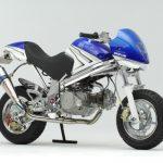 モンキーRカスタム 東京モーターサイクルショーモデル