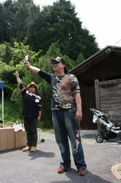 JBA(日本ビンゴ協会)の主原さんによる正しいビンゴのやり方。